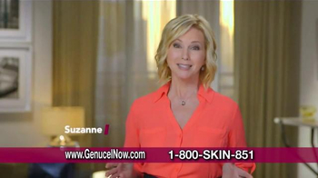 Chamonix Skin Care Genucel TV Spot, 'Celebrity Treatment' Ft. Laurie Dhue - Thumbnail 5