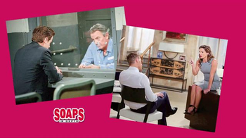 CBS Soaps in Depth TV Spot, 'Big Trouble' - Thumbnail 3