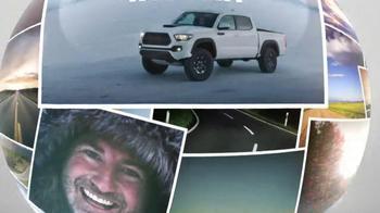 2017 Toyota TRD Pro Tacoma TV Spot, 'Family' - Thumbnail 7