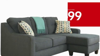 Ashley Furniture Homestore One Day Sale TV Spot, 'Beds, Sofas, Dining Sets' - Thumbnail 4