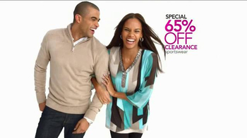 Macy's Lowest Prices of the Season TV Spot, 'Savings Pass: March' - Thumbnail 3