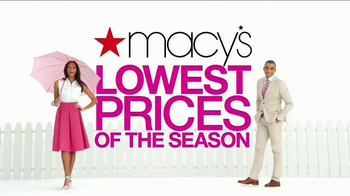 Macy's Lowest Prices of the Season TV Spot, 'Savings Pass: March' - Thumbnail 8