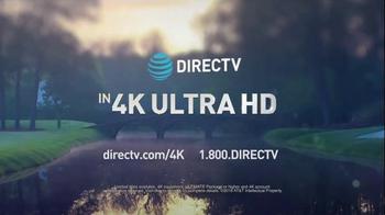 DIRECTV TV Spot, 'The Masters in 4K' - Thumbnail 7