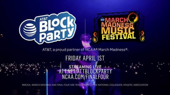 Audience Network TV Spot, '2016 AT&T Block Party' - Thumbnail 7