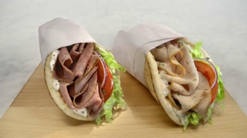 Arby's 2 for $6 Gyros TV Spot, 'OMGs' - Thumbnail 2