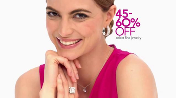 Macy's Lowest Prices of the Season TV Spot, 'Jewelry, Shoes and Apparel' - Thumbnail 2