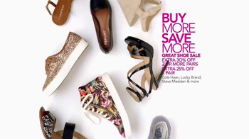 Macy's Lowest Prices of the Season TV Spot, 'Jewelry, Shoes and Apparel' - Thumbnail 3