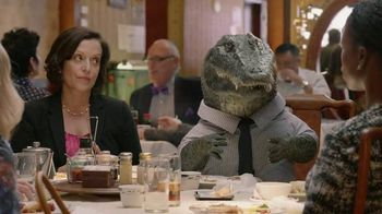 GEICO TV Spot, 'Alligator Arms: It's What You Do'