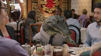 GEICO TV Spot, 'Alligator Arms: It's What You Do' - Thumbnail 4