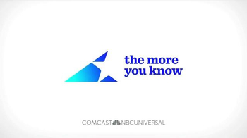 The More You Know TV Spot, 'No Batteries Required' Featuring Lester Holt - Thumbnail 9