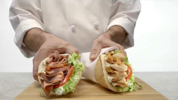 Arby's 2 for $6 Gyros TV Spot, 'Bank People' - Thumbnail 1