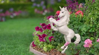 Lowe's Personalized Lawn Care Plan TV Spot, 'Unicorn' - 3070 commercial airings