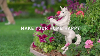 Lowe's Personalized Lawn Care Plan TV Spot, 'Unicorn' - Thumbnail 8