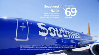 Southwest Airlines TV Spot, 'A Real Cinderella Story' - Thumbnail 5