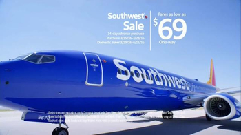 Southwest Airlines TV Spot, 'A Real Cinderella Story' - Thumbnail 6