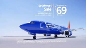 Southwest Airlines TV Spot, 'A Real Cinderella Story' - Thumbnail 8