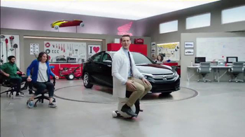 Honda Dream Garage Sales Event TV Spot, 'Startup' - Thumbnail 3