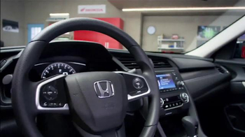Honda Dream Garage Sales Event TV Spot, 'Startup' - Thumbnail 4