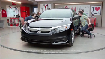 Honda Dream Garage Sales Event TV Spot, 'Startup' - Thumbnail 5