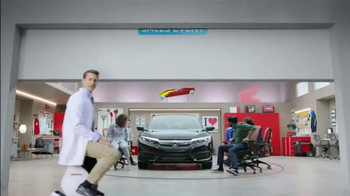 Honda Dream Garage Sales Event TV Spot, 'Startup' - Thumbnail 6