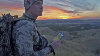 On X Maps App TV Spot, 'Hunting Smarter'