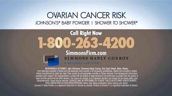 Simmons Hanly Conroy TV Spot, 'Ovarian Cancer' - Thumbnail 6