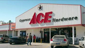 ACE Hardware TV Spot, 'Brenda' - Thumbnail 1