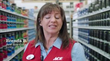 ACE Hardware TV Spot, 'Brenda' - Thumbnail 4