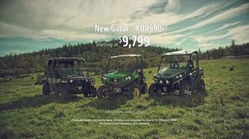 John Deere Gator XUV 590i TV Spot, 'Working' - Thumbnail 7