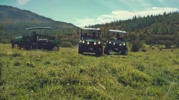John Deere Gator XUV 590i TV Spot, 'Working' - Thumbnail 1