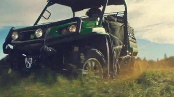 John Deere Gator XUV 590i TV Spot, 'Working' - Thumbnail 2