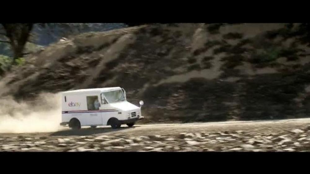 USPS TV Commercial, 'Trucks'