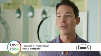 Lowe's TV Spot, 'HGTV: Love Where You Live' - Thumbnail 3