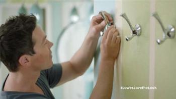 Lowe's TV Spot, 'HGTV: Love Where You Live' - Thumbnail 6