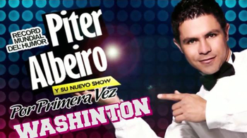 GPA Concerts TV Spot, 'Piter Albeiro: Everett Civic Auditorium' [Spanish] - Thumbnail 2