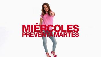 Macy's La Venta de Un Día TV Spot, 'El miércoles' [Spanish] - Thumbnail 10