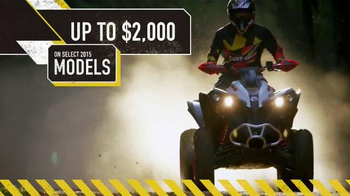 Can-Am Spring Fever Sales Event TV Spot, 'Best Time of the Year' - Thumbnail 3