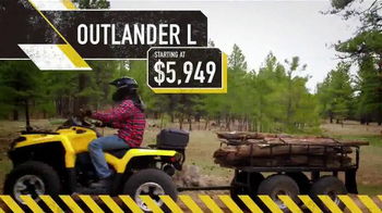 Can-Am Spring Fever Sales Event TV Spot, 'Best Time of the Year' - Thumbnail 5