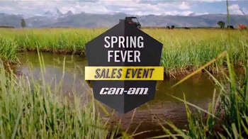 Can-Am Spring Fever Sales Event TV Spot, 'Best Time of the Year' - Thumbnail 7