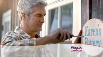 ELIQUIS TV Spot, 'DVT and PE Blood Clots: Painting'
