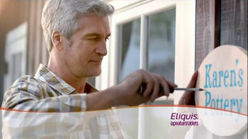 ELIQUIS TV Spot, 'DVT and PE Blood Clots: Painting' - 4780 commercial airings