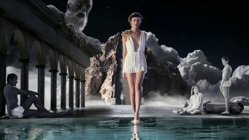 Paco Rabanne Olympea Tv Commercial Power Ispot Tv