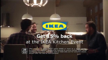 IKEA Kitchen Event TV Spot, 'Room for Everyone' - Thumbnail 4
