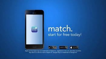 Match.com TV Spot, 'Match on the Street: Laura 7x Bar' - Thumbnail 6
