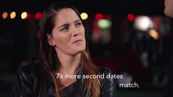 Match.com TV Spot, 'Match on the Street: Laura 7x Bar' - Thumbnail 2
