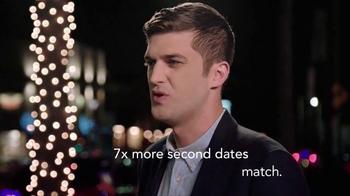 Match.com TV Spot, 'Match on the Street: Laura 7x Bar' - Thumbnail 3