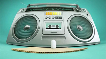 Tic Tac Mixers TV Spot, 'Boom Box'
