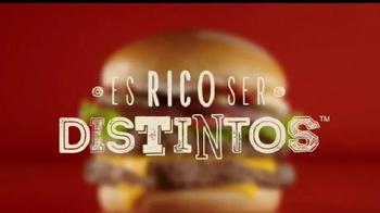 Wendy's TV Spot, 'Un pan distinto' [Spanish] - Thumbnail 10