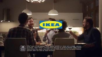 IKEA Kitchen Event TV Spot, 'Sharing a Meal' - Thumbnail 9
