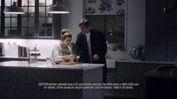 IKEA Kitchen Event TV Spot, 'Sharing a Meal' - Thumbnail 6